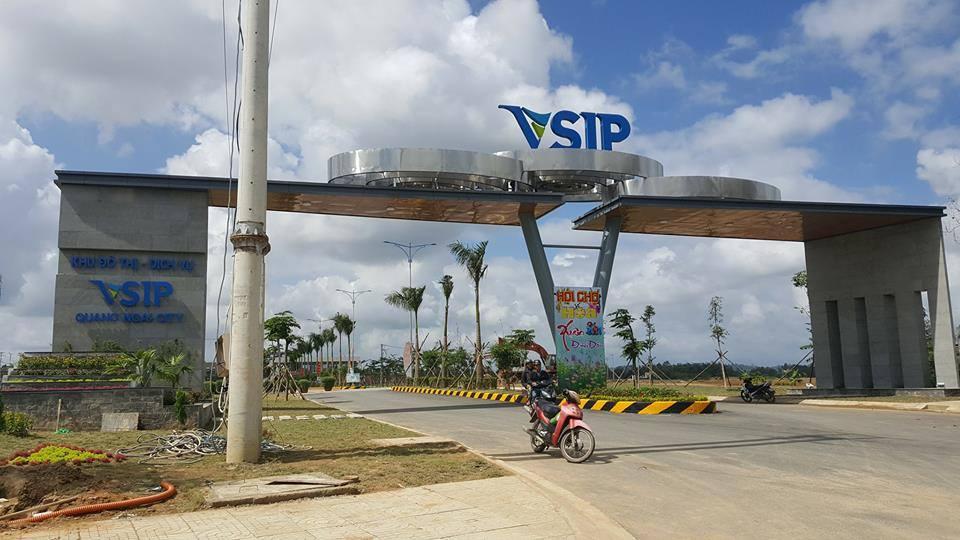 Khu đô thị Vsip Quảng Ngãi